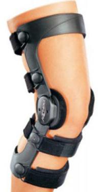 Donjoy Reaction Knee Brace   Physio on Brunswick