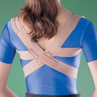 OPPO Posture Clavical Brace